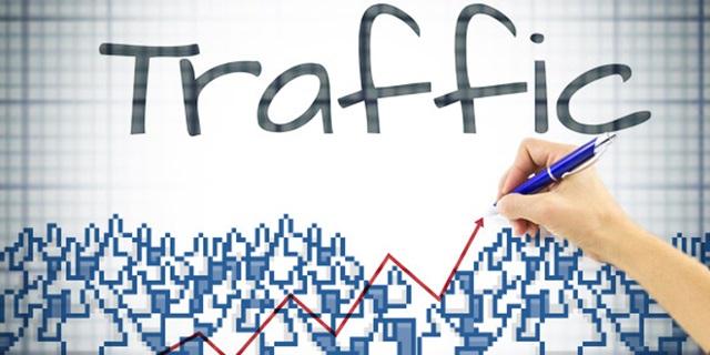 Traffic- تاثیر ترافیک وب سایت