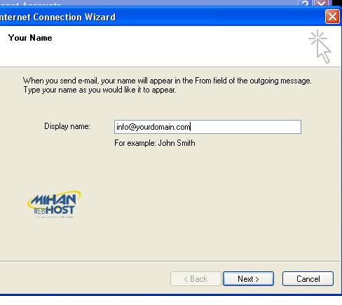 آموزش افزودن ایمیل هاست به Outlook