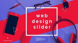طراحی اسلایدر سایت شماره 6