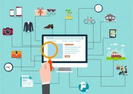 طراحی سایت در بازاریابی اینترنتی