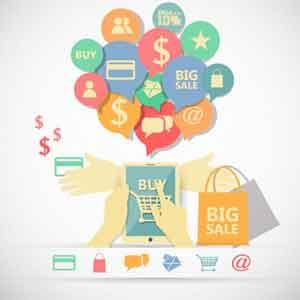 ارتقا دادن فروشگاه اینترنتی