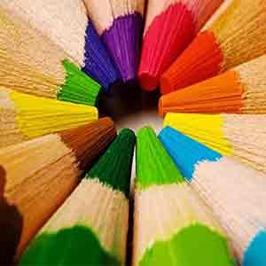 انتخاب رنگها در طراحی سایت