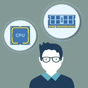 وب سایتتان به چه میزان رم و پردازنده احتیاج دارد
