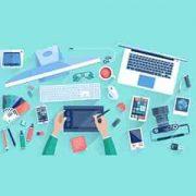 5 روش که کسب و کار شما میتواند از طراحی گرافیکی به شکل موثر استفاده نماید