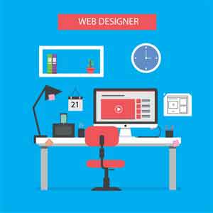 چه کارهای یک طراح سایت حرفه ای انجام میدهد