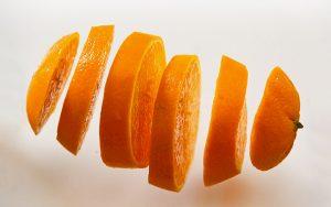 پرتقال - طراحی اسلایدر وب سایت